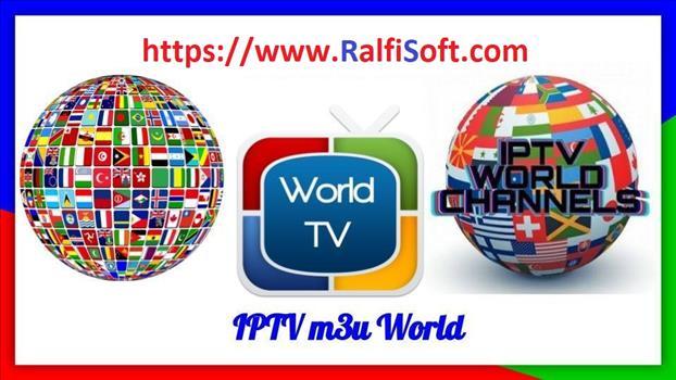 Free Iptv Links M3u Playlist 23-08-2019 ralfisoft com