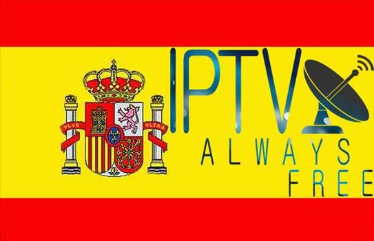 Free Iptv Spain M3u File Full Iptv Playlist 19-08-2019